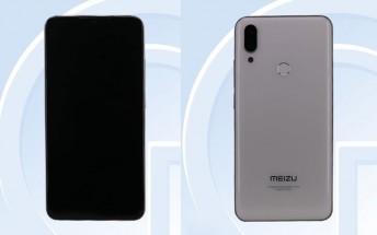 Meizu Note 9 photos revealed on TENAA