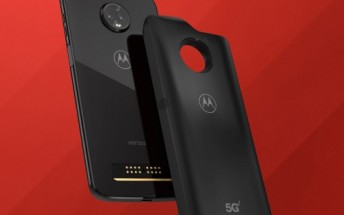 The 5G Moto Mod stops by the FCC - US release imminent