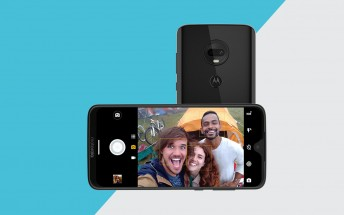 Moto G7 now available in the US, the rest of the G7 not there yet