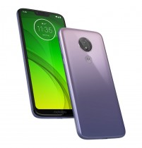 Moto G7 Power in Iced Violet (gradient)