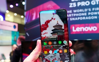 Lenovo Z5 Pro GT hands-on