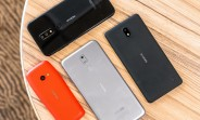 HMD unveils Nokia 1 Plus, 3.2, 4.2 and Nokia 210