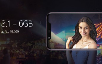 6GB + 128GB Nokia 8.1 announced in India, pre-orders start today