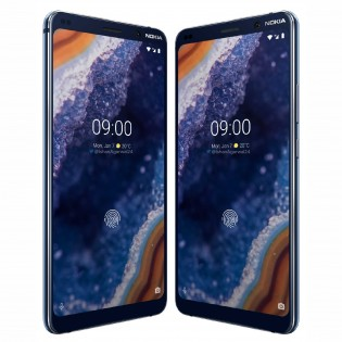 More Nokia 9 PureView renders