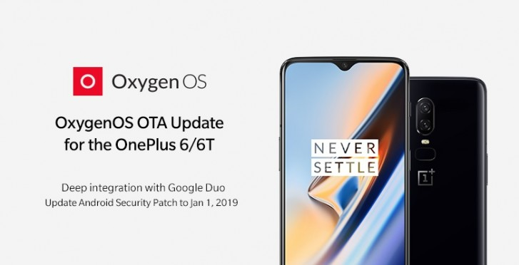 Latest OxygenOS updates bring deep integration with Google Duo to OnePlus 6/6T