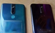 Oppo F11 Pro reveals its colors in new live photo