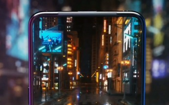 Oppo F11 Pro teaser reveals super thin bezels and a pop-up selfie cam