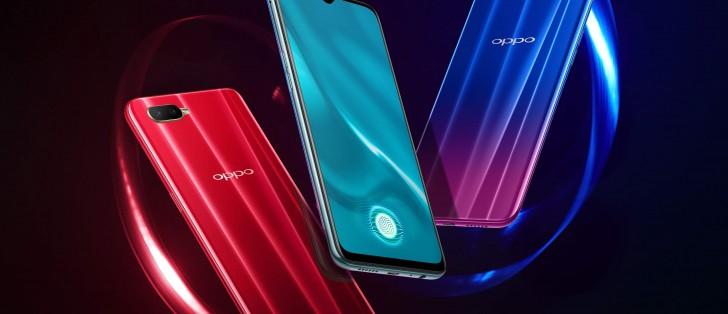 Oppo K1 arrives in India, exclusive to Flipkart - GSMArena