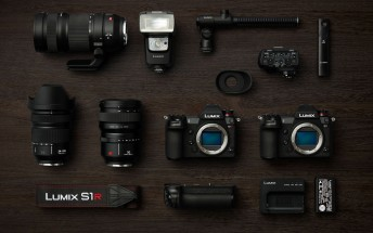 Panasonic announces S1R and S1 full-frame mirrorless cameras