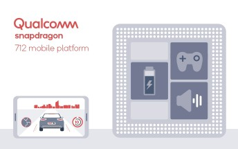 Snapdragon 712 arrives with faster CPU and Quick Charge 4+