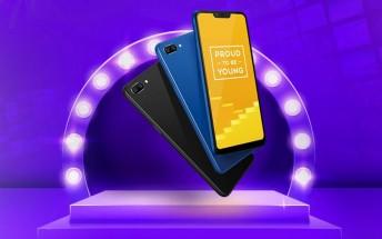 Realme C1 (2019) second flash sale set for tomorrow