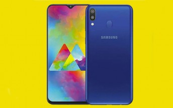Samsung Galaxy M20 coming to Indonesia February 14