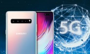 "Samsung Galaxy S10 5G has a 6.7"" display, 6 cameras"
