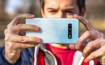 Here are our first Samsung Galaxy S10+ camera samples