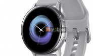 Samsung Galaxy Sport watch image reveals the design