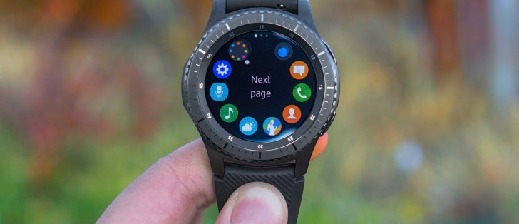 Samsung Gear S3 and Gear Sport update to Tizen 4 0 arrives