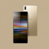 Sony Xperia L3 in: Gold