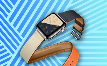 Smartwatch market grew to record size in 2018, Apple rules half of it