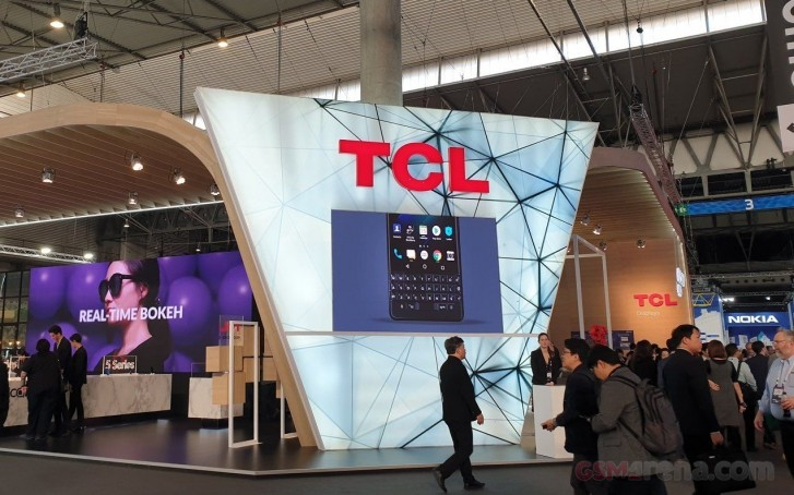 First ever TCL-branded phone to arrive at IFA 2019
