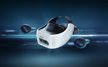 HTC Vive Focus Plus standalone VR headset unveiled with two motion controllers