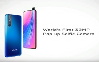 vivo V15 Pro shines in a leaked TV commercial