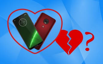 Weekly poll results: the Moto G7 Plus is the favorite in the G7 family