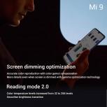Xiaomi Mi 9 screen specs and features