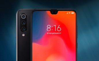Xiaomi Mi 9 is designed by the man that designed the Mi 6
