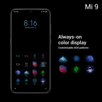 Xiaomi Mi 9 UI improvements