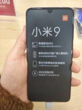 Xiaomi Mi 9 live photos