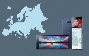 Sony Xperia 10 and 10 Plus available in Europe, Xperia L3 too