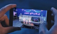 Sony video teases phones with 3D ToF cameras