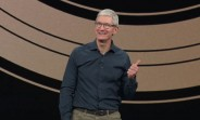 "Tim Cook says Apple is ""rolling the dice"" on products that will ""blow you away"""