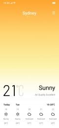Color OS 6 screenshots