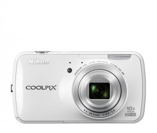Nikon Coolpix S800c was an Android-powered point-and-shoot camera