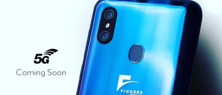 Figgers F3 is first 5G smartphone made in America with 5
