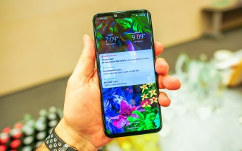 LG G8 ThinQ will be available in the US on April 11, pre-orders start tomorrow