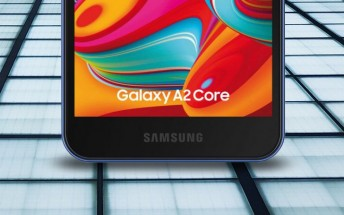 Samsung Galaxy A2 Core visits the FCC: it will have a 4.96