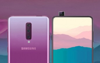 Samsung confirms notchless Infinity display for Galaxy A90