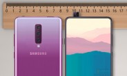 "Samsung Galaxy A90 will have a 6.73"" screen, faster wired charging"