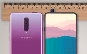 Samsung Galaxy A90 will have a 6.73