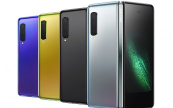 Official Samsung Galaxy Fold cases are priced at $119.99