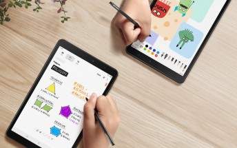 Samsung Galaxy Tab A 8.0 (2019) with S Pen quietly unveiled