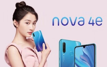 Huawei nova 4e goes official with Kirin 710 SoC and 32 MP selfie camera