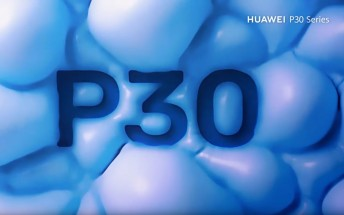 Huawei Mobile posts P30 teaser video