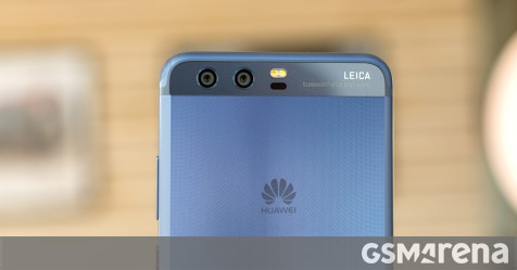 Huawei P10 receives Android 9 0 Pie update - GSMArena com news
