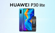 Huawei P30 Lite silently launched with triple cam, Kirin 710