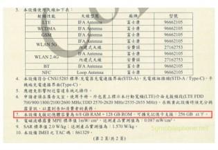Huawei P30 listings