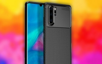 Huawei P30, P30 Pro official cases confirm design ahead of launch