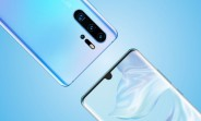 Huawei P30 Pro official with 5x periscope,  40MP SuperSensing cameras